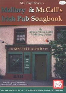 Mel May Presents Mallory & McCall's Irish Pub Songbook