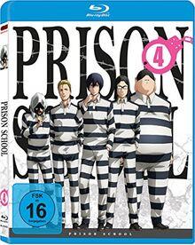 Prison School - Vol.4 - [Blu-ray]