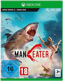Maneater (Xbox One Series X)