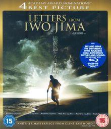Letters From Iwo Jima [Blu-ray] [UK Import]