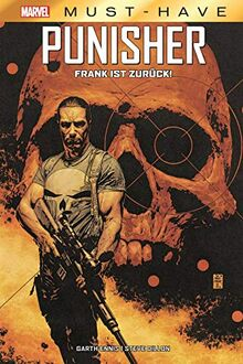 Marvel Must-Have: Punisher: Frank ist zurück