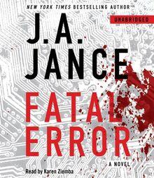 Fatal Error: A Novel (Ali Reynolds)