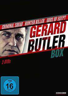 Gerard Butler Box [3 DVDs]