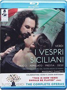 Verdi - I Vespri Siciliani [Blu-ray]
