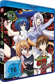 Highschool DXD BorN (3.Staffel) - Vol.3 [Blu-ray]