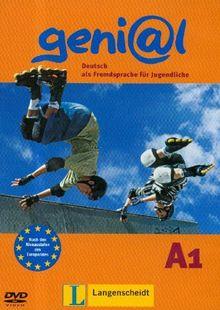 geni@l A1 - DVD A1: Deutsch als Fremdsprache für Jugendliche