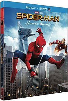 Spider-man : homecoming [Blu-ray] [FR Import]