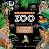 Une Saison au zoo : Le grand livre des pourquoi