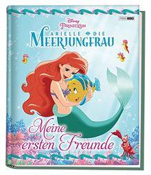 Disney Prinzessin: Arielle die Meerjungfrau: Meine ersten Freunde: Kindergartenfreundebuch