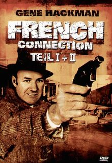 French Connection I + II (2 DVDs)