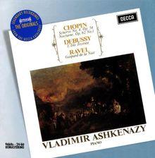Scherzo 4/Nocturne Op.62,1/L'isle Joyeuse/Gaspard