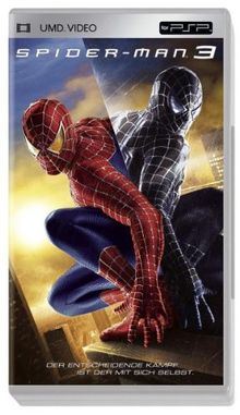 Spider-Man 3 [UMD Universal Media Disc]