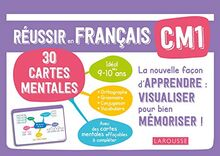 Cartes mentales Français CM1 (Parascolaire)