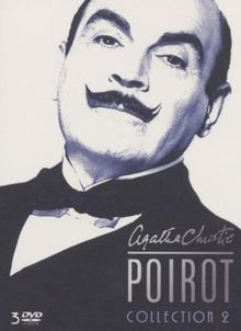 Agatha Christie - Poirot Collection 2 (3 DVDs)
