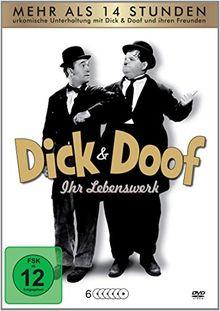 Dick & Doof: Ihr Lebenswerk (6-DVD-Box)