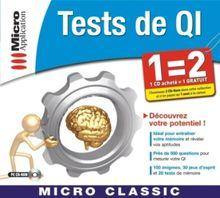 Tests de QI