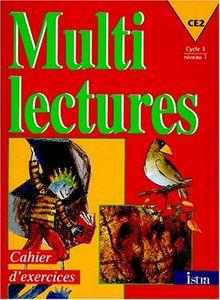 Multilectures, CE2. Cahier d'exercices (Hachette Education)