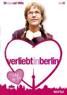 Verliebt in Berlin - Box 10, Folge 181-200 [3 DVDs]