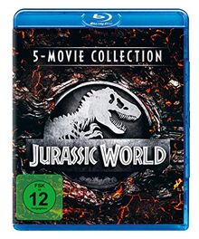 Jurassic World - 5-Movie Collection [Blu-ray]