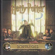 Harry Potter : Sortilèges : Le carnet magique
