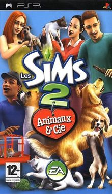 Sims 2 Animaux & CIE [FR Import]