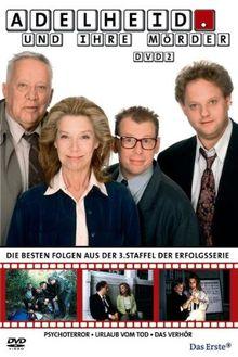 Adelheid und ihre Mörder 2: Die Besten Folgen aus der 3. Staffel