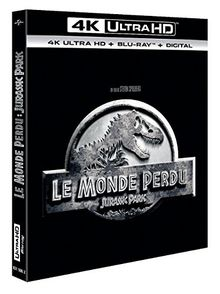 Jurassic park II : le monde perdu 4k ultra hd [Blu-ray] [FR Import]