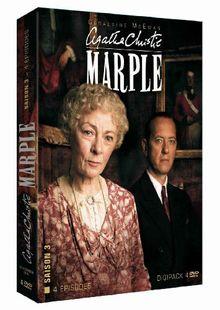 Coffret miss marple, saison 3 [FR Import]