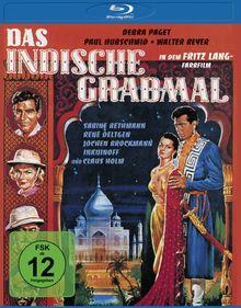 Das indische Grabmal [Blu-ray]