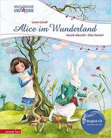 Alice im Wunderland (Weltliteratur und Musik)