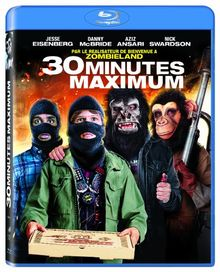 30 minutes maximum [Blu-ray] [FR Import]