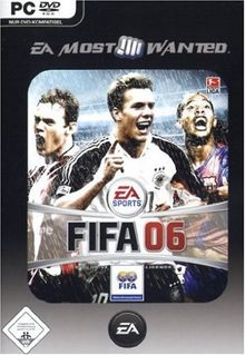 FIFA 06 [EA Most Wanted]