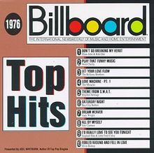 Billboard Top Hits 1976