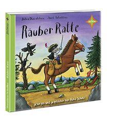 Räuber Ratte: Gesprochen und gesungen von Ilona Schulz. 1 CD, ca. 30 Min
