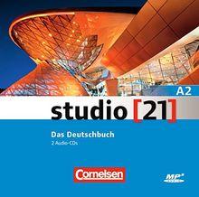 studio [21] - Grundstufe: A2: Gesamtband - Kursraum Audio-CDs