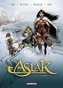 Aslak, Tome 1 : L'oeil du monde
