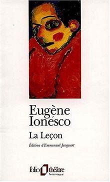 La Leçon (Folio Theatre)