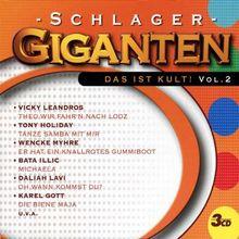 Schlager Giganten - Das ist Kult Vol.2