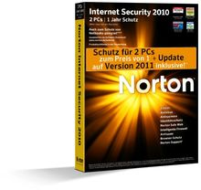 Norton Internet Security 2010 - 2 PC
