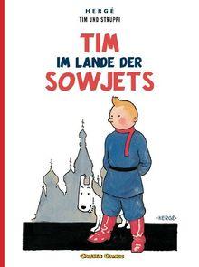 Tim & Struppi, Band 0: Tim im Lande der Sowjets