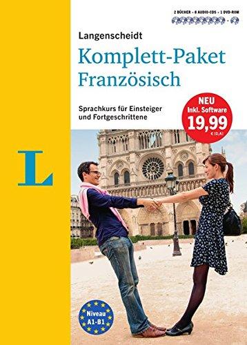 Langenscheidt Komplett Paket Französisch Sprachkurs Mit 2 Büchern
