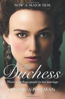 The Duchess. Film Tie-In