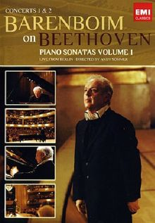 Beethoven, Ludwig van - Barenboim On Beethoven/The Complete Piano Sonatas [6 DVDs]