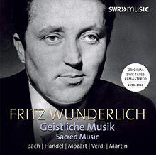Fritz Wunderlich-Geistliche Musik