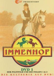 Immenhof DVD 1 - Pilotfilm/Folgen 1-2