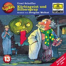 Kommissar Kugelblitz - Folge 13: Kürbisgeist und Silberspray