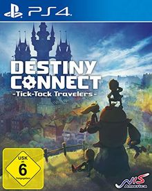 Destiny Connect Tick-Tock Travelers [Playstation 4]