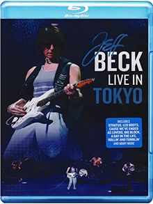 Jeff Beck - Live in Tokyo [Blu-ray]