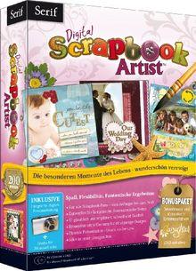 Digital Scrapbook Artist