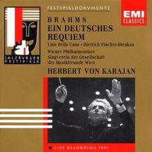 Ein Deutsches Requiem (Salzburg Festival Edition Live 22.8.1957)